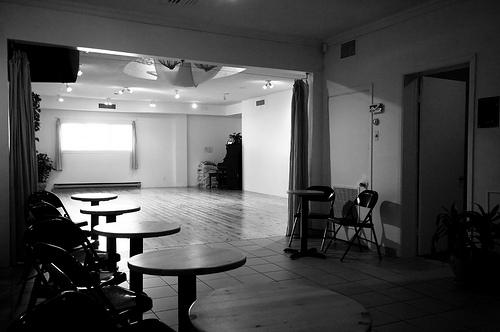 le studio de danse et creation Fleur d'asphalte