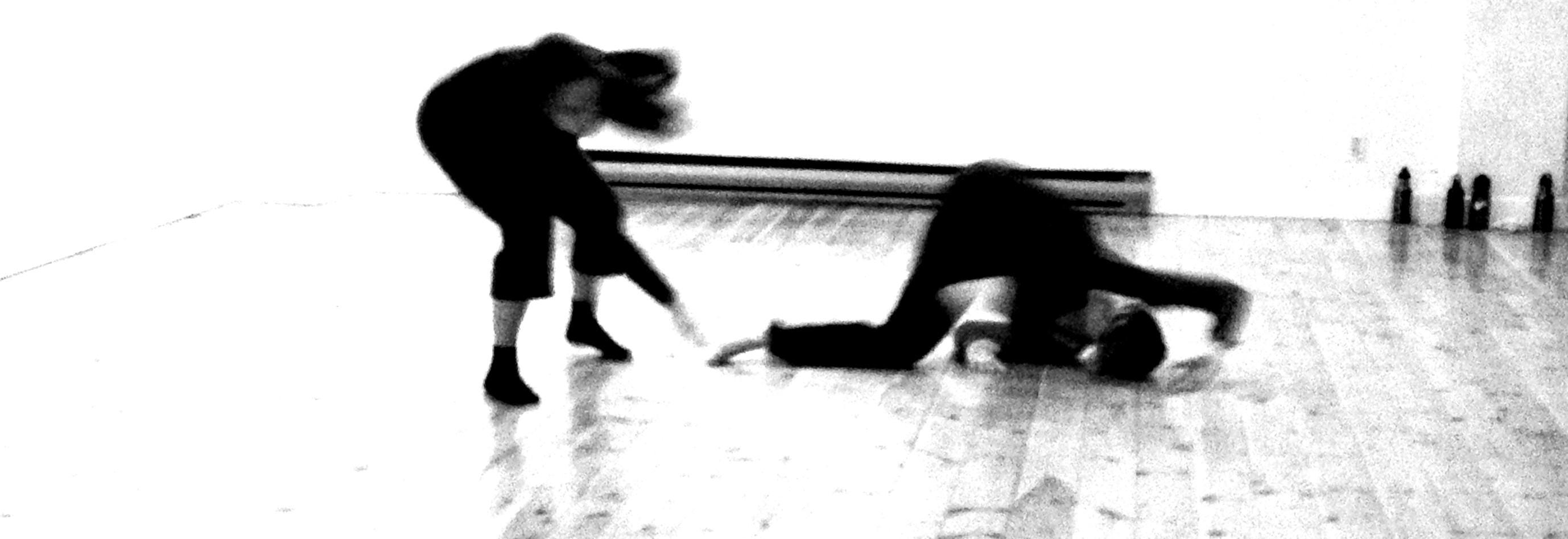 Jam de contact improvisation: En collaboration avec l'ACI