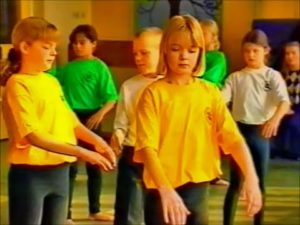 Qigong group enfants